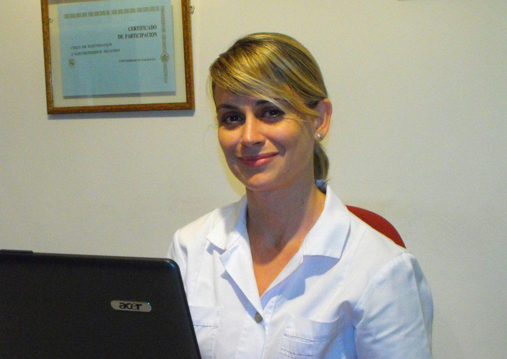 María Antonia García Mendoza