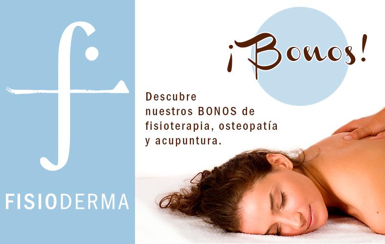 Bono fisioterapia fisioderma